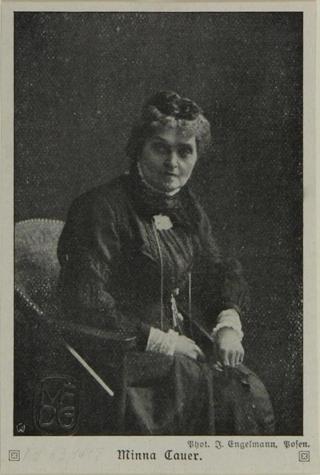 Minna Cauer