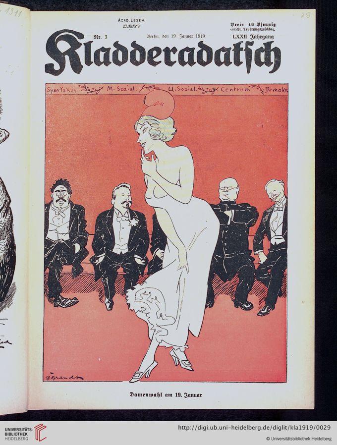 Kladderadatsch - 72.1919, Seite 29
