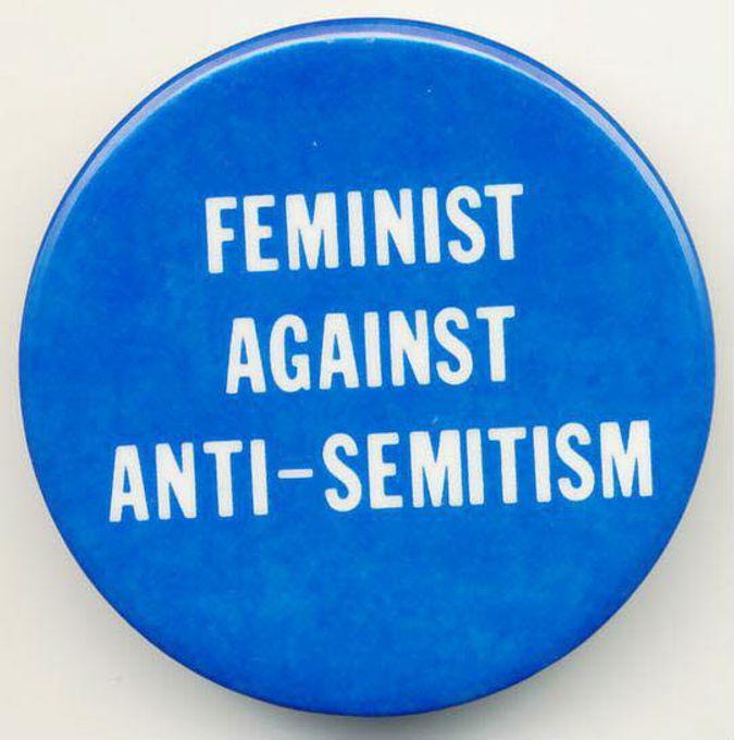 Feministische Kampagne gegen Antisemitismus