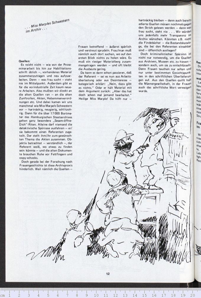 Hamburger Frauenzeitung 5(1985)11