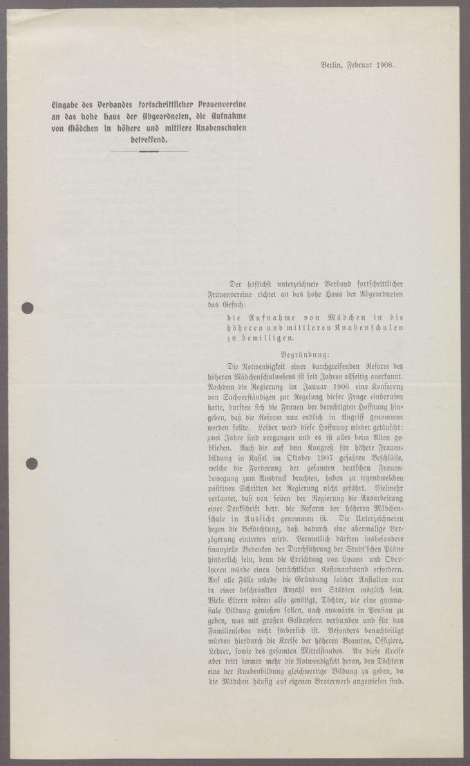 Petitionen / Seite 3