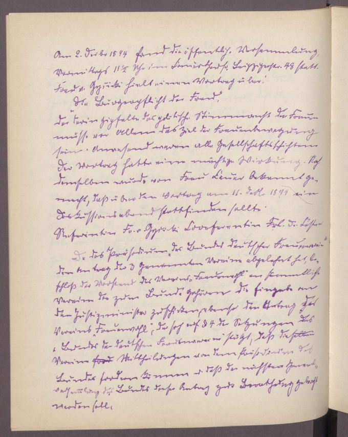 Protokollbuch, 5. Januar 1892 - 31. Januar 1920 / Seite 171