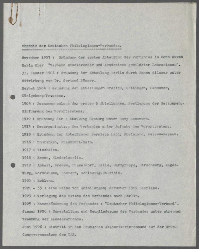 Vorstandssitzungen des DAB / Seite 307